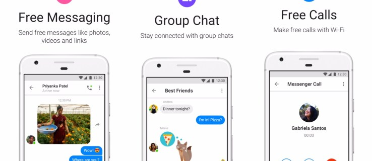 Facebook Messenger Lite is finally available in the UK