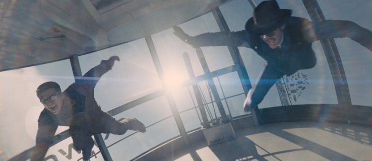 The VFX secrets behind Kingsman: The Golden Circle's stomach-churning cable car scene