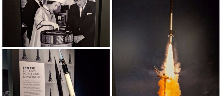 60 years ago, Britain entered the space age with its Skylark rocket