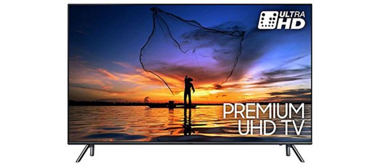 This is one of the best Black Friday 4K TV deals we've seen: Get £441 off the Samsung UE49MU7070T