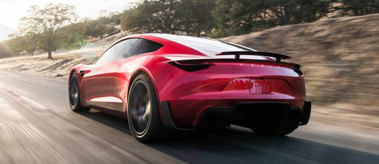 Tesla Roadster: Elon Musk confirms the new Tesla Roadster WILL be rocket-powered using SpaceX technology