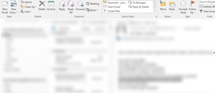 How To Automatically Forward an E-mail in Outlook