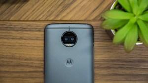 Motorola Moto G5S Plus Moto logo