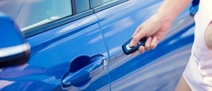 High-tech, high-risk? Car theft rises as thieves circumvent modern security