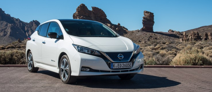 Nissan Leaf 2018 review: UK's most popular EV gets better