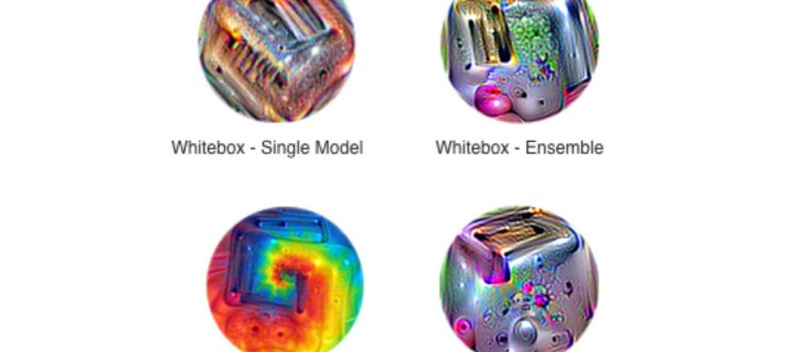 Machine learning goes nuts for these mesmerising stickers