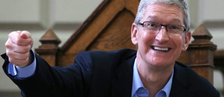 Apple toma la delantera sobre Samsung al anunciar el récord de ganancias de la compañía, a pesar de los presagios del iPhone X