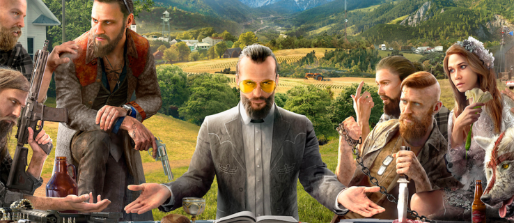 Far Cry 5 How Ubisoft Dug Deep Into America S Disturbing History