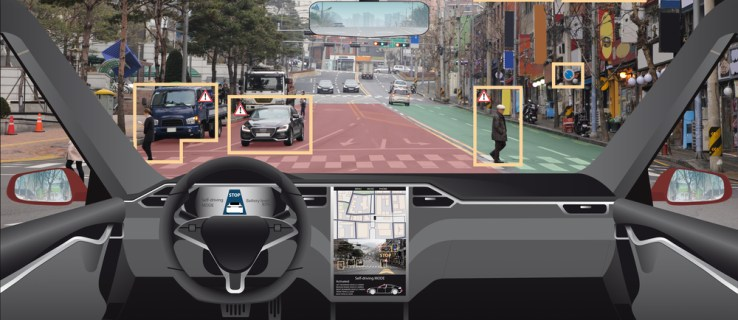 Who's to blame when driverless cars have an accident?