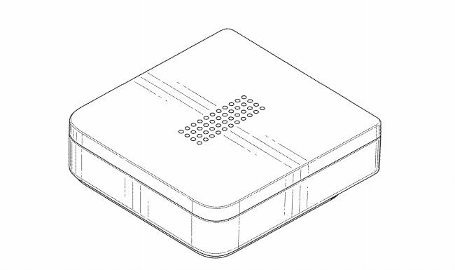 Facebook smart speaker shown off in patent files