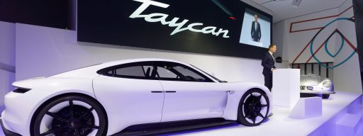 Porsche Mission E concept becomes Porsche Taycan with a price of £60,000 in the UK