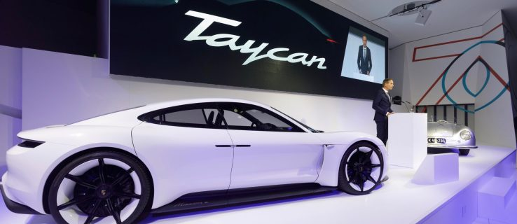 Porsche Taycan: Mission E becomes the £60,000, fully-electric Porsche Taycan