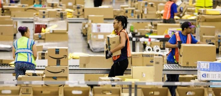 Amazon UK jobs
