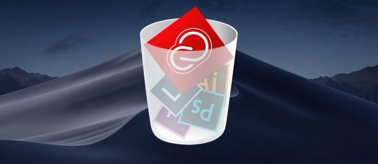 uninstall creative cloud mac