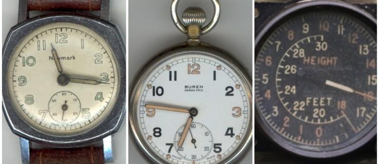 Collectors beware: World War II watches carry a hidden cancer risk