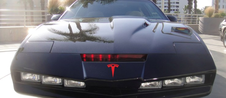 Tesla is getting Knight Rider-like AI in its cars, according to Elon Musk