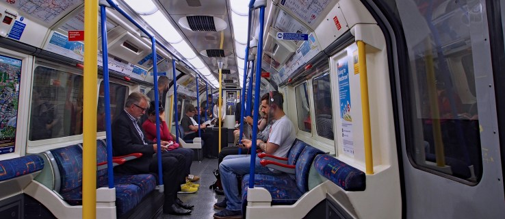 This live London Underground train map shows the power of open data