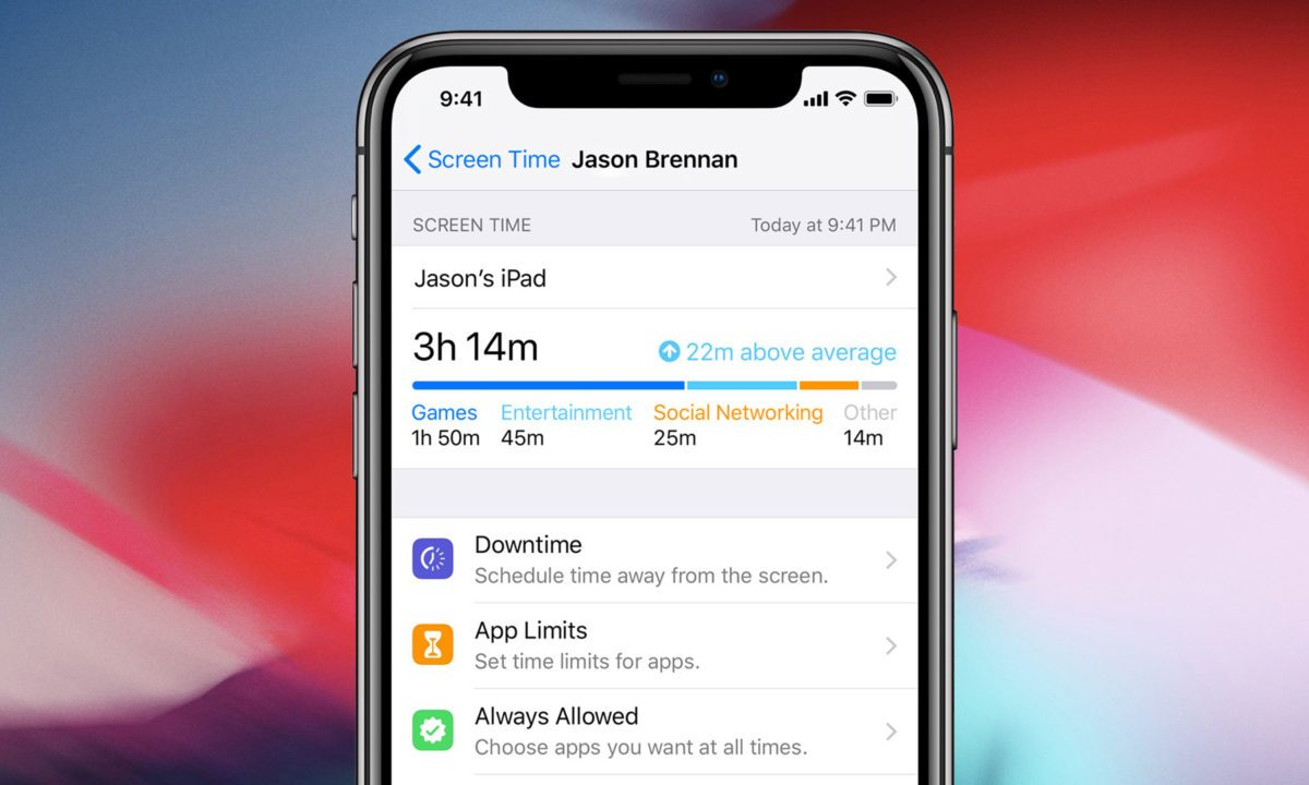 How to Turn Off Screen Time on the iPhone or iPad