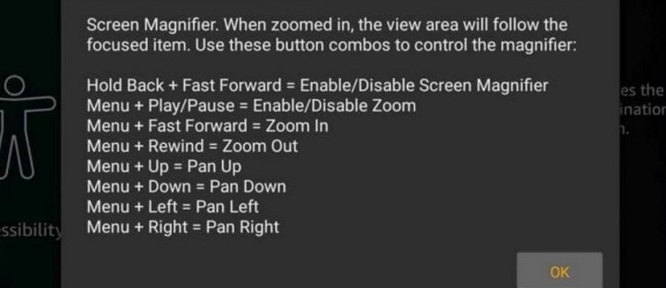 Amazon Fire TV Stick is Stuck Zoomed In - How To Unzoom