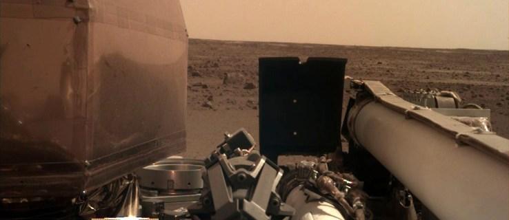 NASA's InSight probe successfully lands on Mars