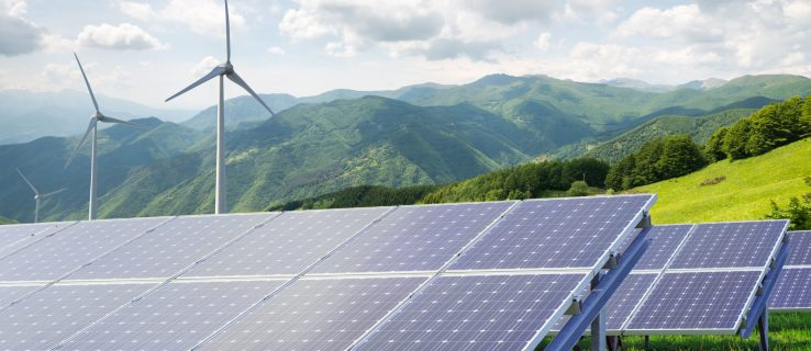 UK now generates more renewable energy than it does fossil fuels