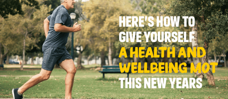 health wellbeing new year