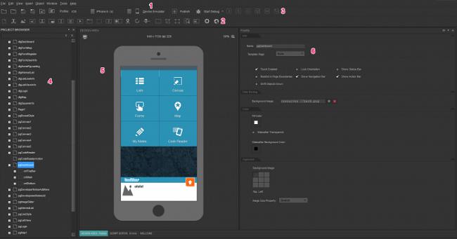 Smartface UI