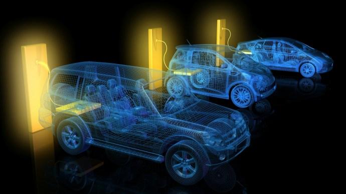 elektrikli araçlar-şarj-3d-render