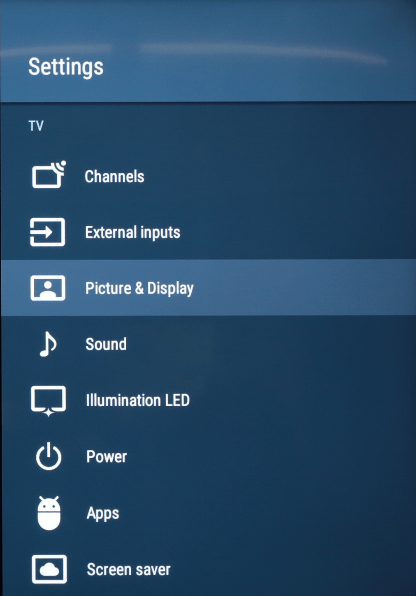 How to Turn on or off Closed Captioning Sony TV