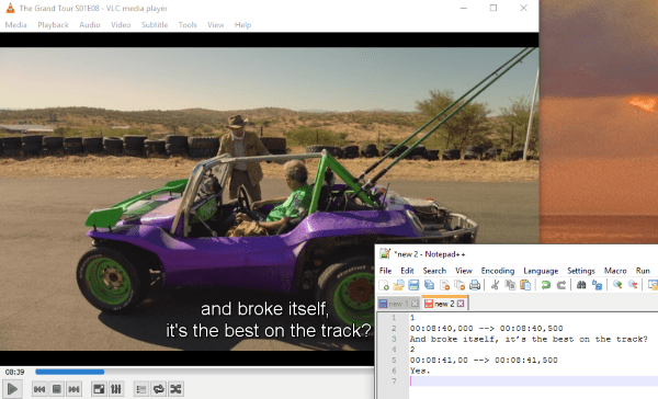 How to add subtitles in VLC media player-3