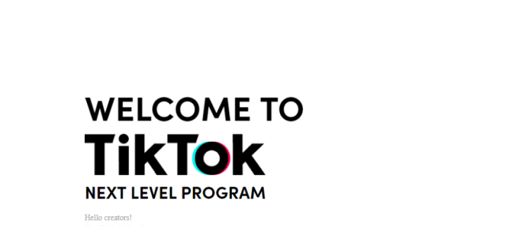 What is the TikTok Creator Program? Should you Join?