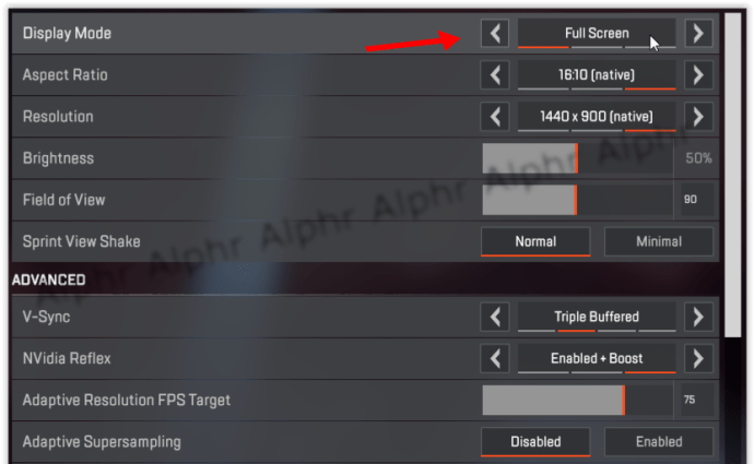Apex Legends In Game Settings Optimize FPS 04d