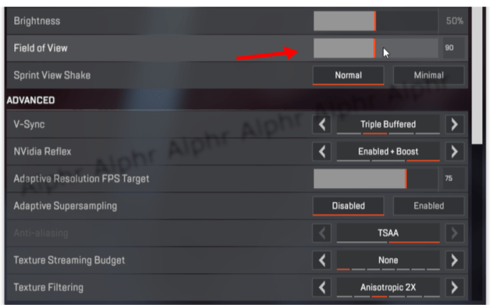 Apex Legends In Game Settings Optimize FPS 07d