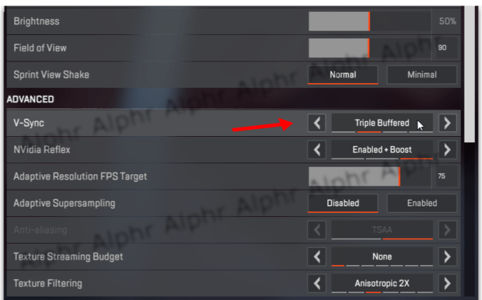 Apex Legends In Game Settings Optimize FPS 08d