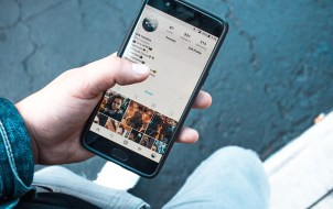 How to Send an Instagram Link