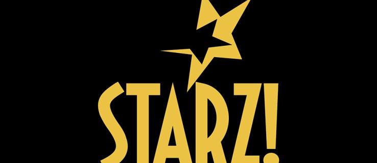 How to Cancel Starz on the Amazon Fire Stick