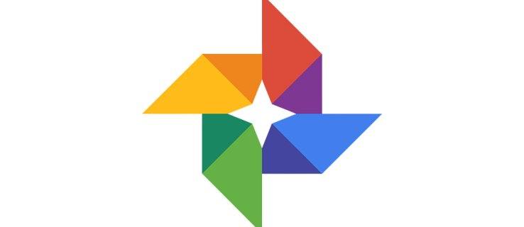 Google Photos Stuck on