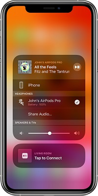 Disable Voice Control Airpods