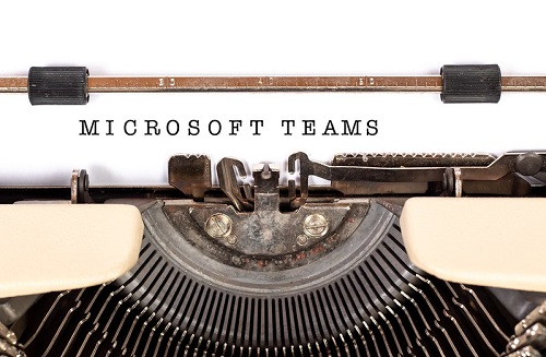 microsoft teams create a team