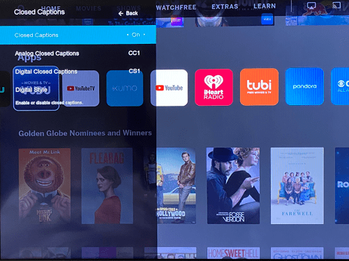 Manage Subtitles for CBS All Access
