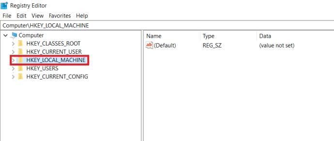 Windows System Registry - 1