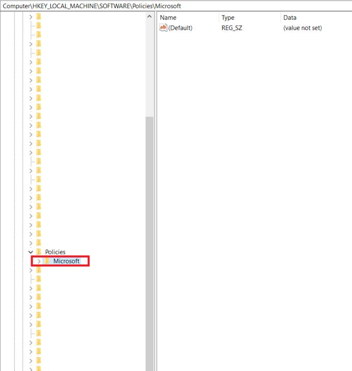 Windows registry - 4