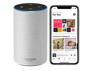 Setup Apple Music on an Amazon Echo Device