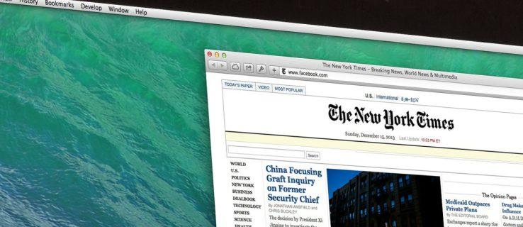 Cómo editar el archivo de hosts en macOS (Mac OS X)