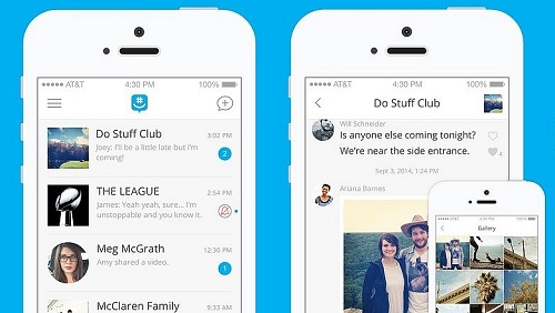 GroupMe Group Have Two Owners