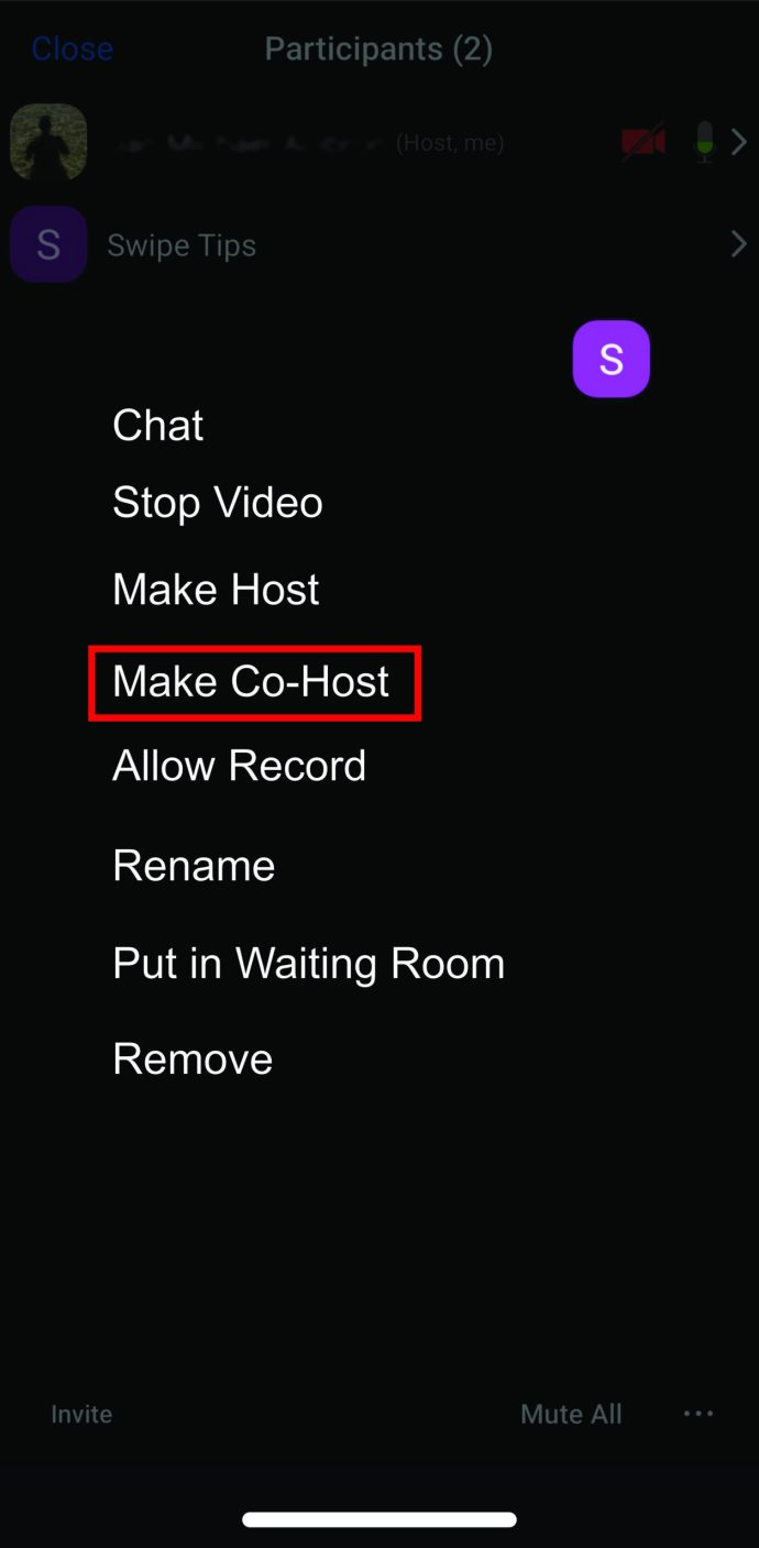 cara membuat dan menambahkan co host di zoom