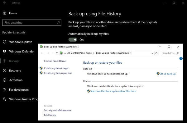 How to create a Windows 10 recovery disk-3