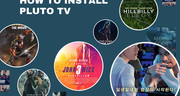 Cómo instalar Pluto TV