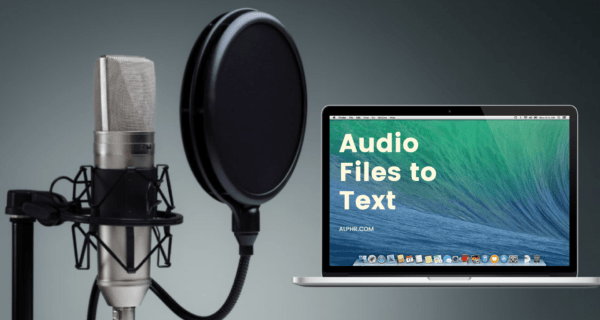 How to Convert Audio Files to Text