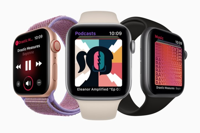Apple Watch Out
